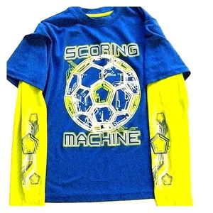 Long sleeve Starter soccer shirt size L-10/12